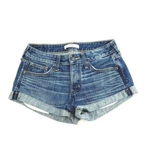 Abercrombie Fitch Jean Shorts